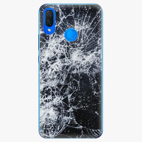Plastový kryt iSaprio - Cracked - Huawei Nova 3i