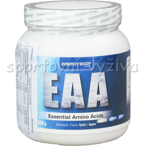 EAA Essential Amino Acids 500g