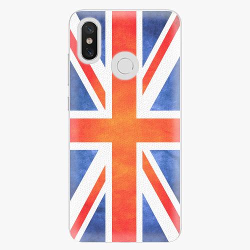 Plastový kryt iSaprio - UK Flag - Xiaomi Mi 8