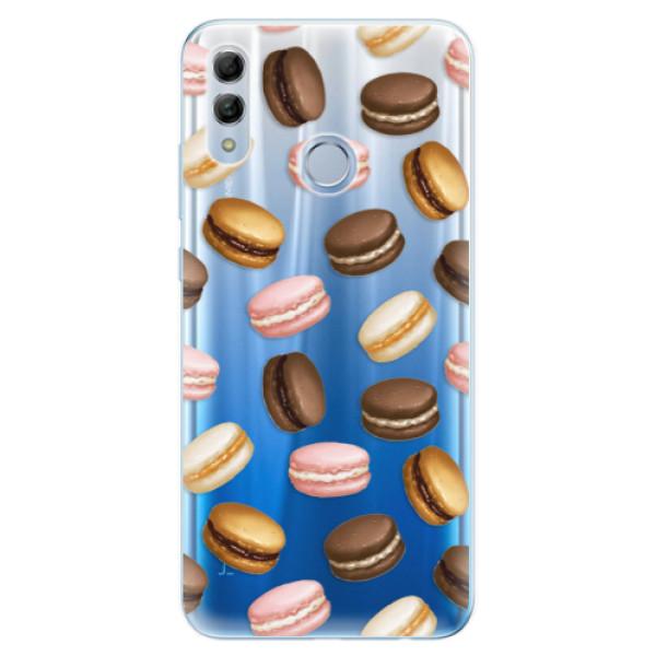 Odolné silikonové pouzdro iSaprio - Macaron Pattern - Huawei Honor 10 Lite