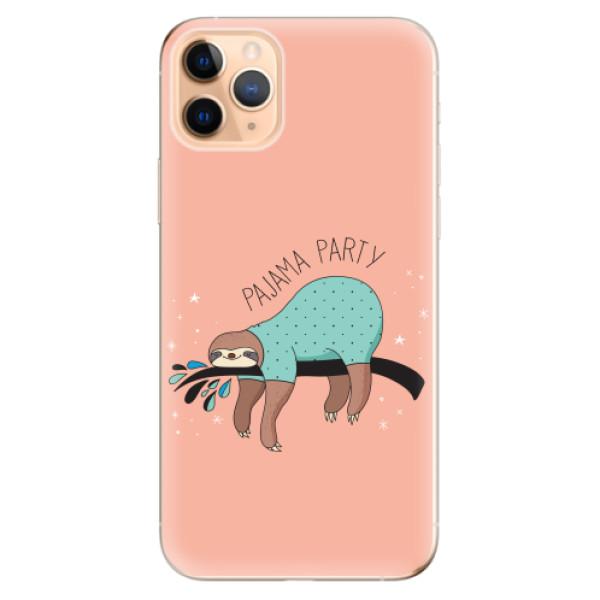 Odolné silikonové pouzdro iSaprio - Pajama Party - iPhone 11 Pro Max
