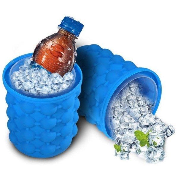 Silikonová nádoba na výrobu ledu