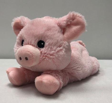 Warmies - Hřejivá mini zvířátka - Hřejivé mini prasátko