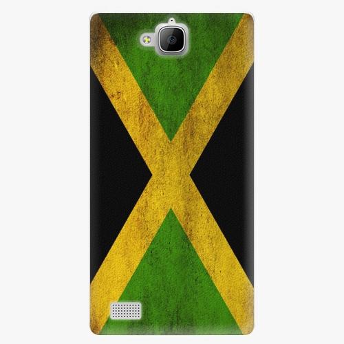 Plastový kryt iSaprio - Flag of Jamaica - Huawei Honor 3C