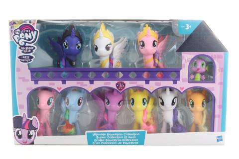 My Little Pony Speciální kolekce 9 poníků