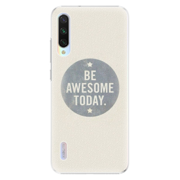Plastové pouzdro iSaprio - Awesome 02 - Xiaomi Mi A3