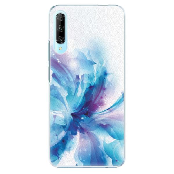 Plastové pouzdro iSaprio - Abstract Flower - Huawei P Smart Pro