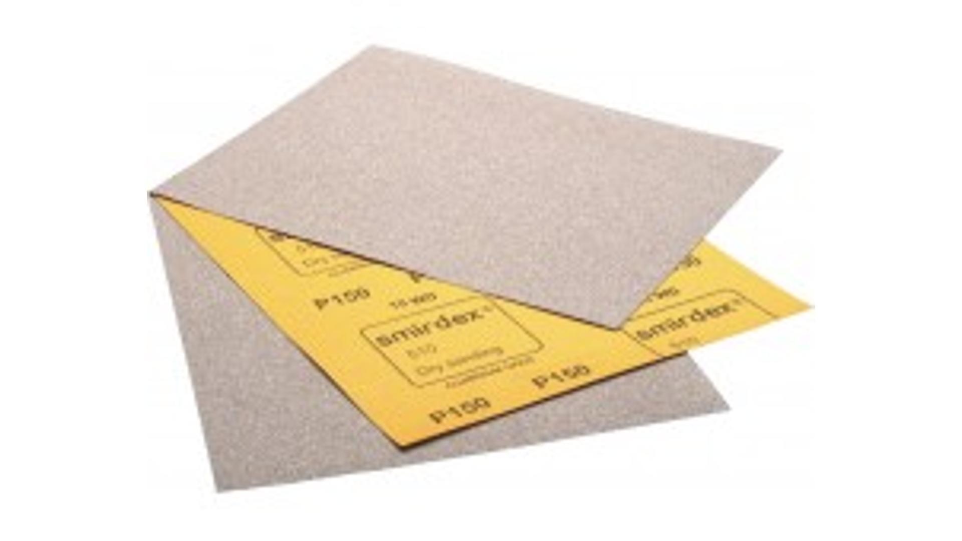 Smirdex 510 brusný papír za sucha P100