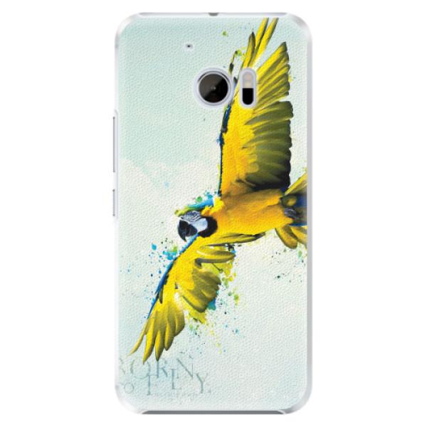 Plastové pouzdro iSaprio - Born to Fly - HTC 10