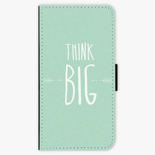 Flipové pouzdro iSaprio - Think Big - Sony Xperia XZ