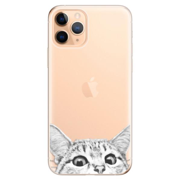 Odolné silikonové pouzdro iSaprio - Cat 02 - iPhone 11 Pro