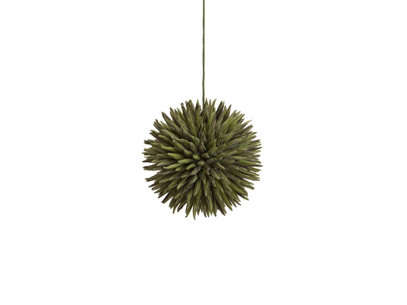 Sukulent koule (EVA), zelený, 16 cm