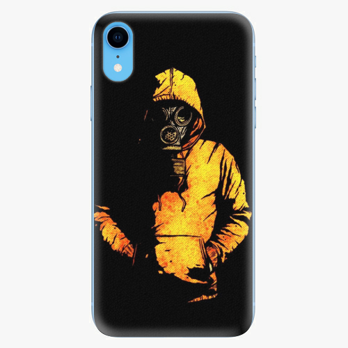 Silikonové pouzdro iSaprio - Chemical - iPhone XR