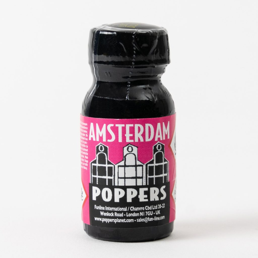 Poppers Locker Room AMSTERDAM SPECIAL 10ml