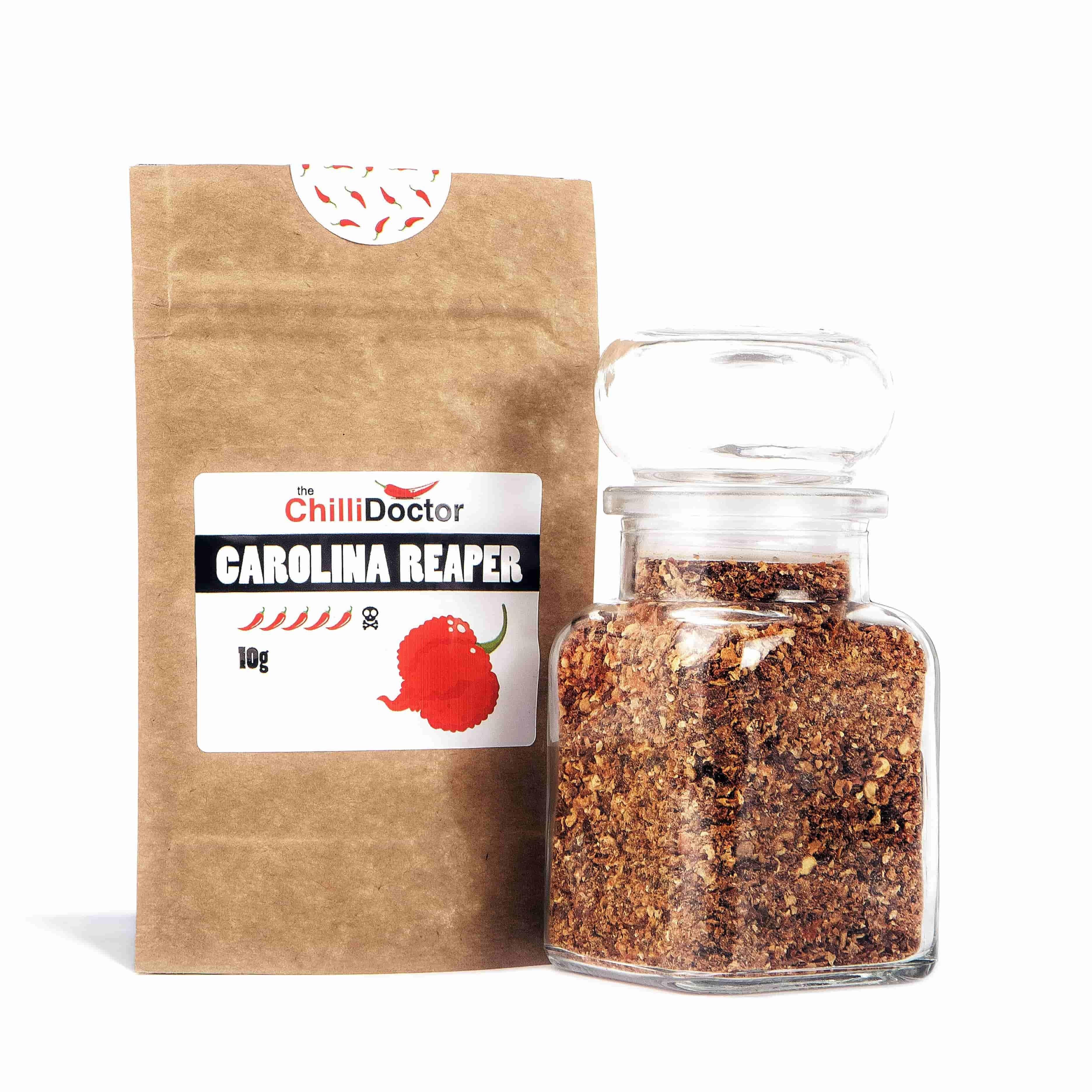 Carolina Reaper vločky 10 g