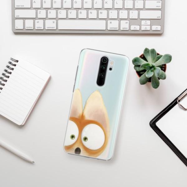 Plastové pouzdro iSaprio - Fox 02 - Xiaomi Redmi Note 8 Pro