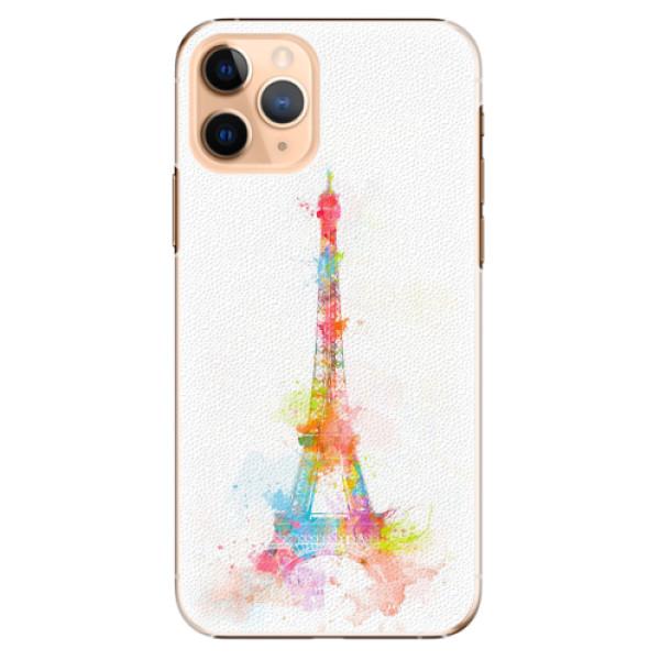 Plastové pouzdro iSaprio - Eiffel Tower - iPhone 11 Pro