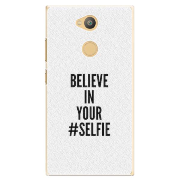 Plastové pouzdro iSaprio - Selfie - Sony Xperia L2