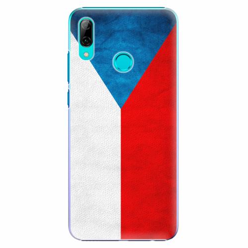 Plastový kryt iSaprio - Czech Flag - Huawei P Smart 2019