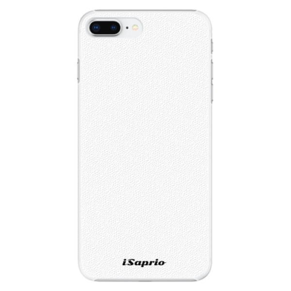 Plastové pouzdro iSaprio - 4Pure - bílý - iPhone 8 Plus