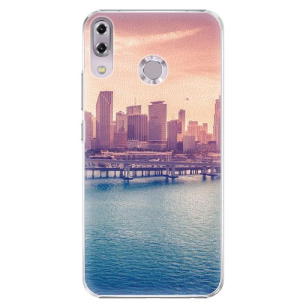 Plastové pouzdro iSaprio - Morning in a City - Asus ZenFone 5 ZE620KL