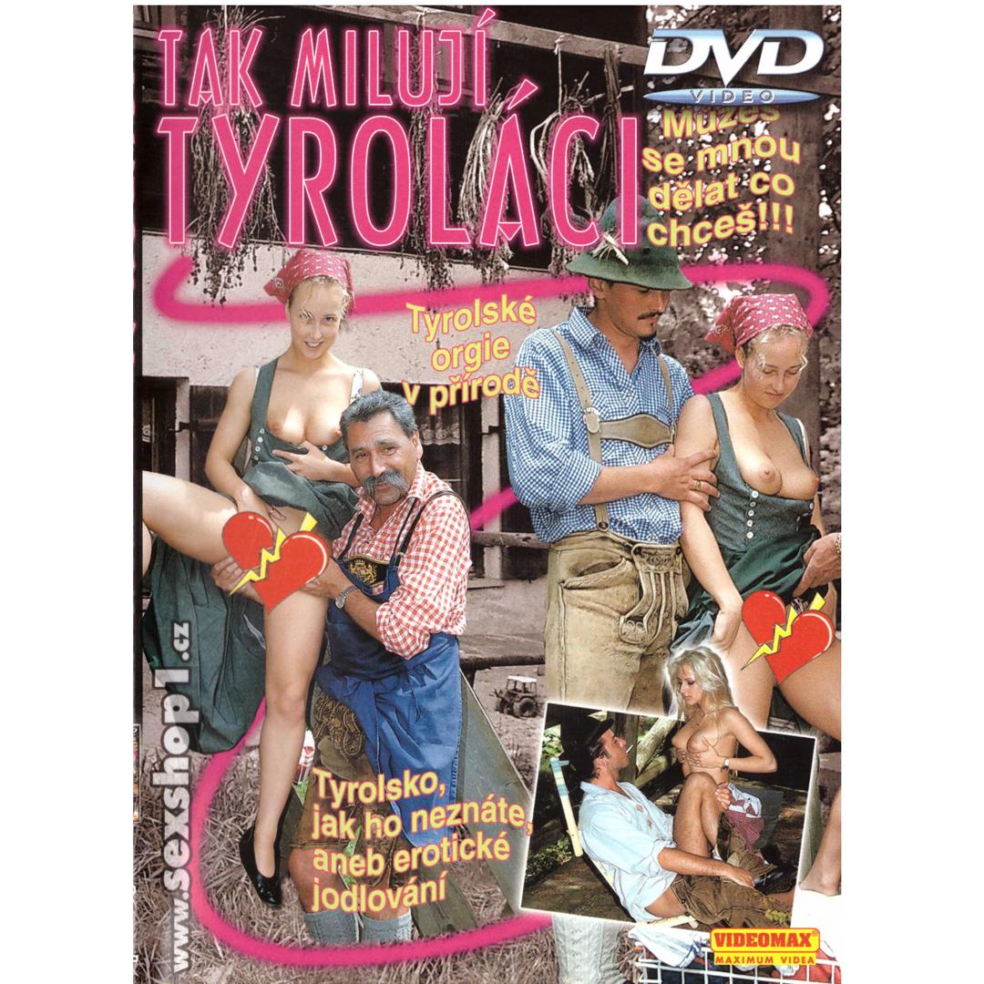 DVD Tak milují Tyroláci (60minut)