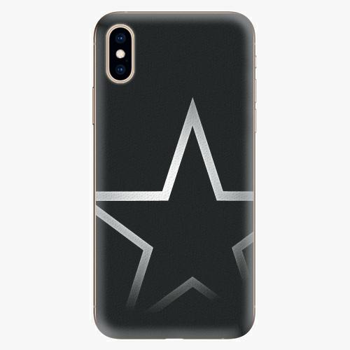 Plastový kryt iSaprio - Star - iPhone XS