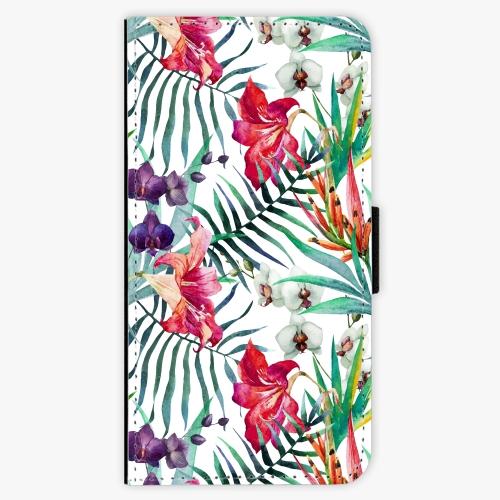 Flipové pouzdro iSaprio - Flower Pattern 03 - Sony Xperia X Compact