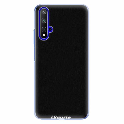 Plastový kryt iSaprio - 4Pure - černý - Huawei Honor 20