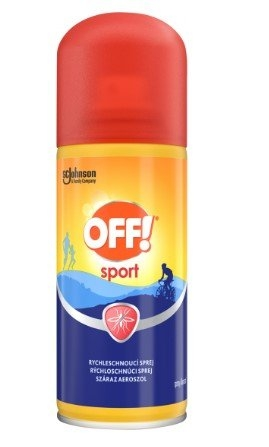 Sport repelent sprej, 100 ml
