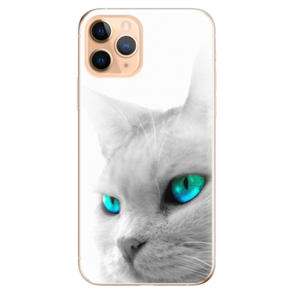 Odolné silikonové pouzdro iSaprio - Cats Eyes - iPhone 11 Pro