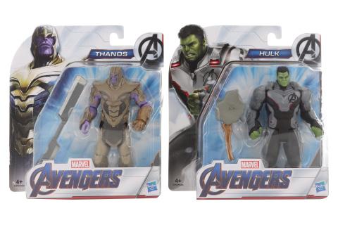 Avengers 15cm Deluxe figurka TV 1.5.- 30.8.