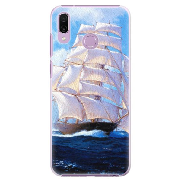 Plastové pouzdro iSaprio - Sailing Boat - Huawei Honor Play