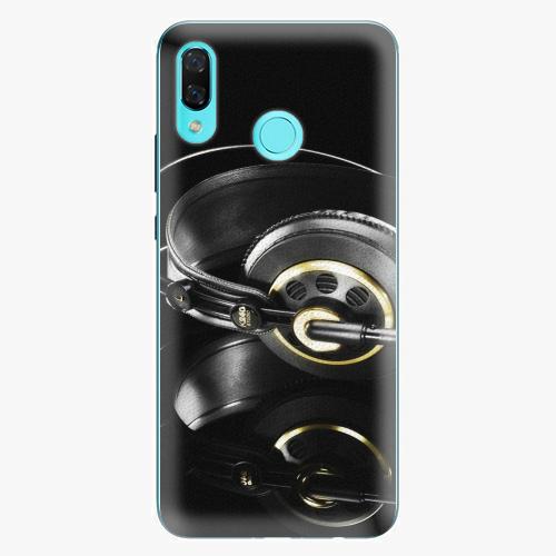 Plastový kryt iSaprio - Headphones 02 - Huawei Nova 3