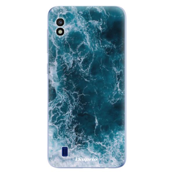 Odolné silikonové pouzdro iSaprio - Ocean - Samsung Galaxy A10