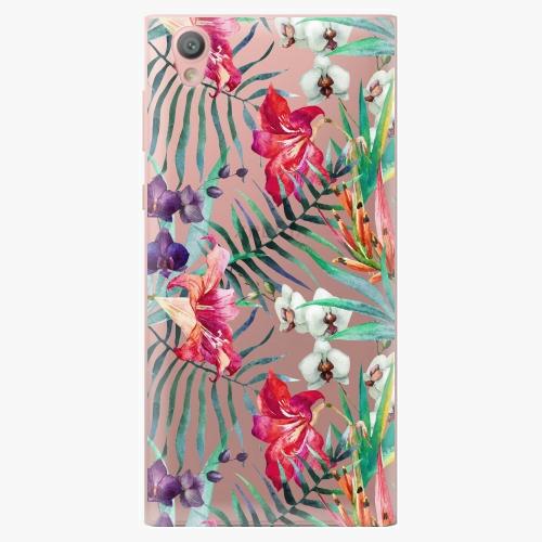 Plastový kryt iSaprio - Flower Pattern 03 - Sony Xperia L1