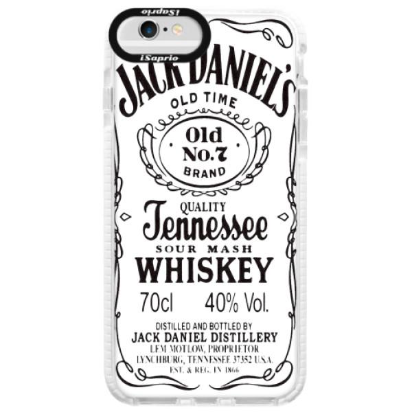 Silikonové pouzdro Bumper iSaprio - Jack White - iPhone 6 Plus/6S Plus
