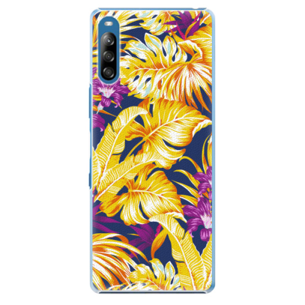 Plastové pouzdro iSaprio - Tropical Orange 04 - Sony Xperia L4