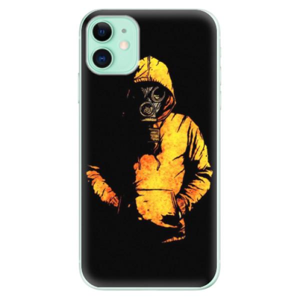 Odolné silikonové pouzdro iSaprio - Chemical - iPhone 11
