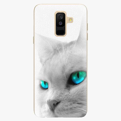 Plastový kryt iSaprio - Cats Eyes - Samsung Galaxy A6 Plus