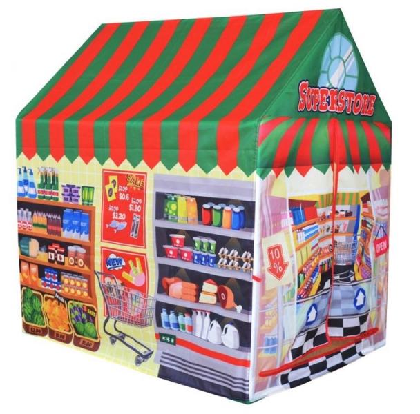 Dětský stan - Supermarket