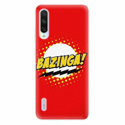 Silikonové pouzdro iSaprio - Bazinga 01 - Xiaomi Mi A3