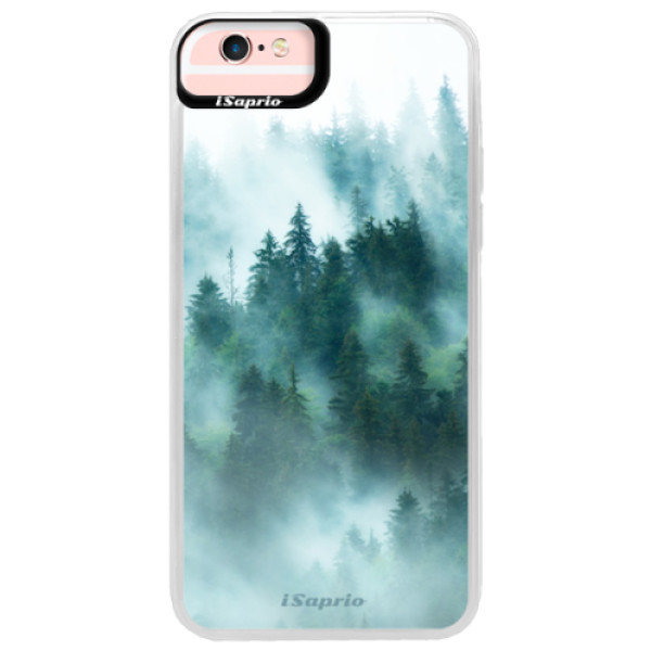 Neonové pouzdro Pink iSaprio - Forrest 08 - iPhone 6 Plus/6S Plus