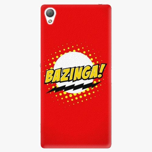Plastový kryt iSaprio - Bazinga 01 - Sony Xperia Z3