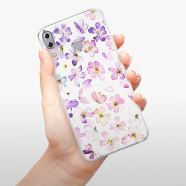 Plastové pouzdro iSaprio - Wildflowers - Asus ZenFone 5Z ZS620KL