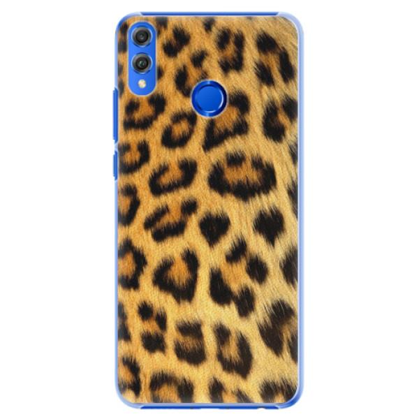 Plastové pouzdro iSaprio - Jaguar Skin - Huawei Honor 8X