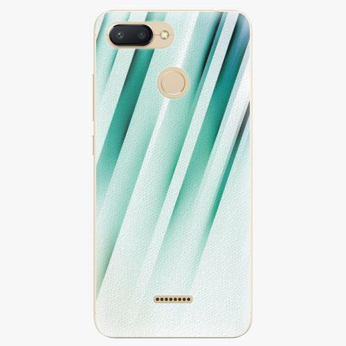 Plastový kryt iSaprio - Stripes of Glass - Xiaomi Redmi 6