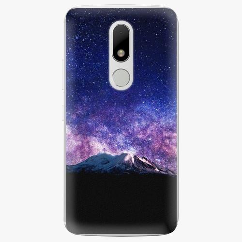 Plastový kryt iSaprio - Milky Way - Lenovo Moto M