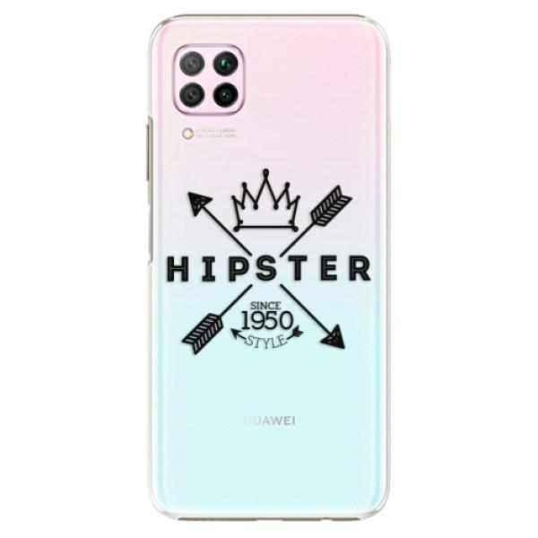 Plastové pouzdro iSaprio - Hipster Style 02 - Huawei P40 Lite