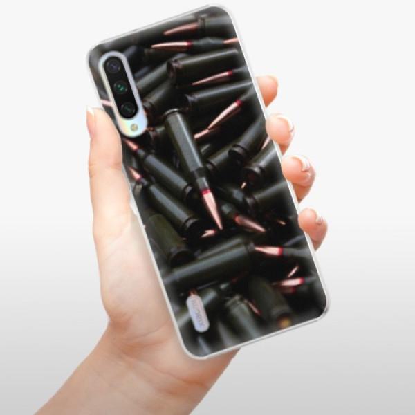 Plastové pouzdro iSaprio - Black Bullet - Xiaomi Mi A3